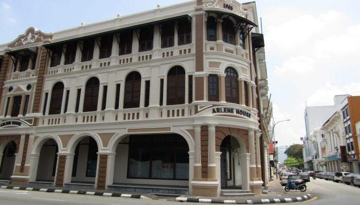 Chung Thye Phin Building