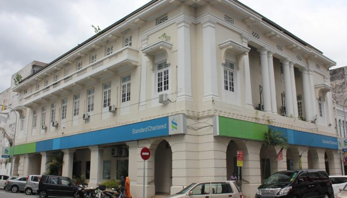 The Chartered Bank