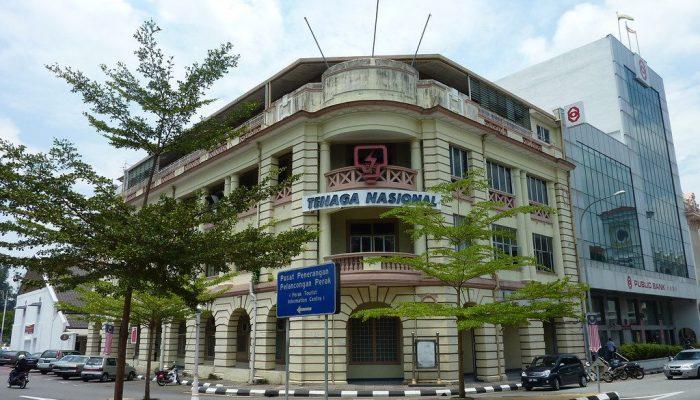Perak Hydro Building